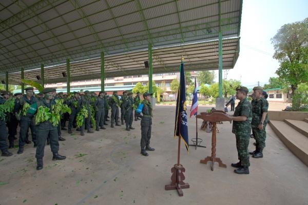 การฝึกสนามสนามนักศึกษาวิชาทหารฯ